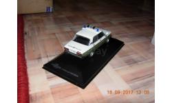1:43 Lada 1200 (ВАЗ 2107) Volkspolizei Полиция ГДР, масштабная модель, 1/43, IST Models