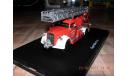 модель Opel Blitz S3t Feuerwehr 1/43.