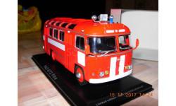 ПАЗ-672 Пожарный Classicbus, масштабная модель, 1:43, 1/43