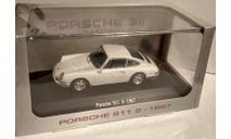 PORSCHE 911 S  ATLAS EDITION 1/43, журнальная серия масштабных моделей, scale43