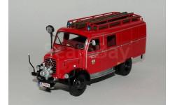 ПОЖАРНАЯ МАШИНА Borgward B2500 Ziegler HACHETTE / IXO
