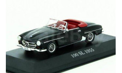 MERCEDES BENZ 190SL CABRIO ATLAS EDITION 1/43 РАСПРОДАЖА НАБОРАМИ!!!