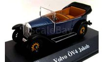 VOLVO OV4 JACOB VOLVO COLLECTION ATLAS EDITION 1/43, журнальная серия масштабных моделей, scale43