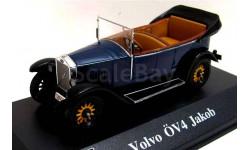 VOLVO OV4 JACOB VOLVO COLLECTION ATLAS EDITION 1/43, журнальная серия масштабных моделей, 1:43