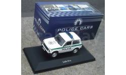NIVA 2121 НИВА POLICE CAR COLLECTION ATLAS EDITION 1/43 РЕДКОСТЬ!!!