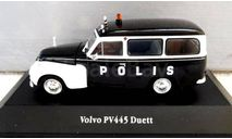 VOLVO PV445 DUETT VOLVO COLLECTION ATLAS EDITION 1/43, журнальная серия масштабных моделей, scale43
