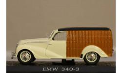 EMW 340 - 3 DDR AUTO ATLAS EDITION 1/43