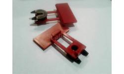 СЕДЛО ПРИЦЕПНОЕ НА КАМАЗ 5410 ЭЛЕКОН РЕДКИЙ ЦВЕТ, инструменты для моделизма, расходные материалы для моделизма