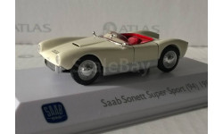 SAAB SONETT SUPER SPORT (94) ATLAS EDITION 1/43