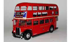 АВТОБУС AEG REGENT III DOUBLE DEKKER LONDON BUS РАСПРОДАЖА!!!