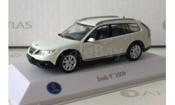 SAAB 9-3x 2009 ATLAS EDITION 1/43