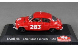 SAAB 96 RALLY MONTE CARLO ATLAS EDITION 1/43