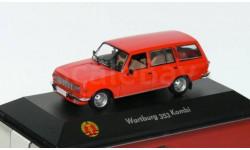 WARTBURG 353 COMBI DDR AUTO ATLAS EDITION 1/43