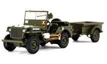 WILLYS MB ATLAS EDITION 1/43, масштабная модель, scale43