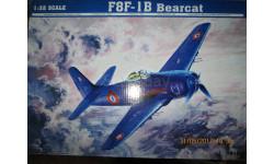 Самолёт Биркет ф8ф-1б, сборные модели авиации, 1:32, 1/32, трумпетер/trumpeter, Bearcat F8F-1B