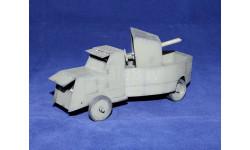 Модель 1/43 Бронеавтомобиль Паккард