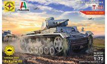 Немецкий танк Т-III, сборные модели бронетехники, танков, бтт, бронетехника, моделист, scale72
