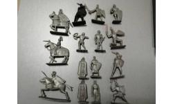 пластмассовые рыцари СССР за 1 шт