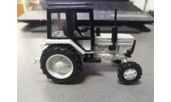 трактор МТЗ-82, масштабная модель трактора, саратов, 1:43, 1/43