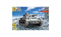 немецкий танк Т-4, сборные модели бронетехники, танков, бтт, бронетехника, моделист, 1:72, 1/72