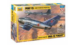 советский истребитель МИГ-15