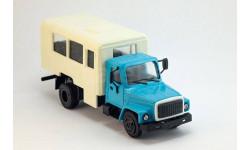 горький-3307 вахта, масштабная модель, Компаньон, scale43, ГАЗ