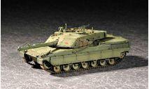 ITALIAN C1 ARIETE MBT, сборные модели бронетехники, танков, бтт, Trumpeter, 1:72, 1/72