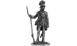 офицер арт. и инж. кадетского корпуса Россия 1762-1784гг