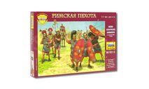 римская пехота, миниатюры, фигуры, Звезда, scale72