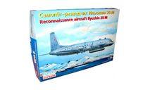 самолет разведчик ИЛ-20М, сборные модели авиации, scale144, Ильюшин