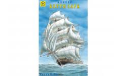 клипер катти сарк, сборные модели кораблей, флота, корабль, Моделист