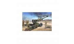 M198 155MM MEDIUM TOWED HOWITZER, сборные модели артиллерии, АРТИЛЕРИЯ, Trumpeter, 1:35, 1/35