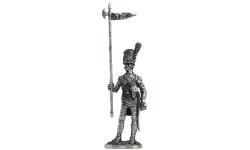 2-й орлоносец линейного полка Франция 1809-1812гг