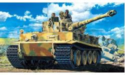 танк Т-6 тигр с экипажем