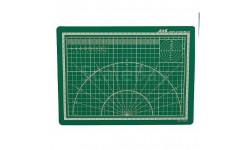 коврик для резки А4 220-300 jas, инструменты для моделизма, расходные материалы для моделизма