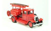 ЗИС-5 ПМЗ-3 пожарная автоцистерна, масштабная модель, ЛОМО-АВМ, 1:43, 1/43