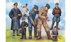 PILOTS GROUND CREW, миниатюры, фигуры, REVELL, 1:48, 1/48