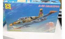 самолет Л-39 альбатрос, сборные модели авиации, Моделист, 1:72, 1/72