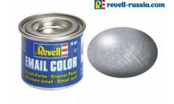 эмаль железо/сталь металлик, фототравление, декали, краски, материалы, краска, REVELL