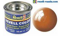 эмаль оранжевая глянцевая, фототравление, декали, краски, материалы, краска, REVELL
