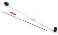 игла для аэрографа длина 130 мм  0.2 мм jas, инструменты для моделизма, расходные материалы для моделизма