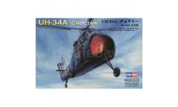 UH-34A CHOCTAW, сборные модели авиации, ВЕРТОЛЕТ, HOBBY BOSS, 1:72, 1/72