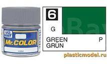 зеленый глянцевый эмаль, фототравление, декали, краски, материалы, AQUEOUS HOBBY COLOR, scale0, краска