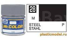 сталь металлик эмаль, фототравление, декали, краски, материалы, краска, AQUEOUS HOBBY COLOR