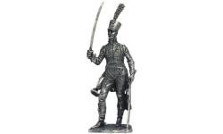 трубач 5-го гусарского полка Франция 1812 год