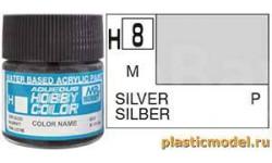 акрил серебро металлик