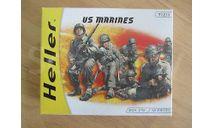 US MARINES, миниатюры, фигуры, HELLER, scale72