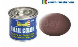 эмаль цвета ржавчины матовая, фототравление, декали, краски, материалы, краска, REVELL
