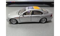 BMW 745i, масштабная модель, Bauer/Cararama/Hongwell, 1:43, 1/43