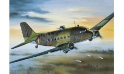 транспортный самолет ЛИ-2Т